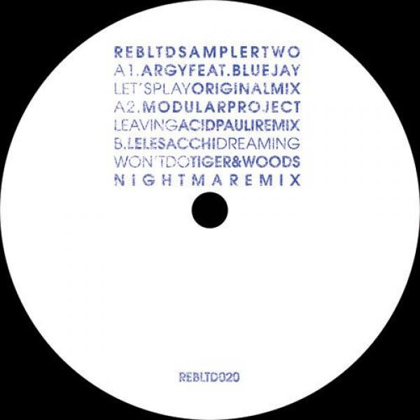 Various - Reb Ltd Sampler Two - Rebirth - REBLTD020