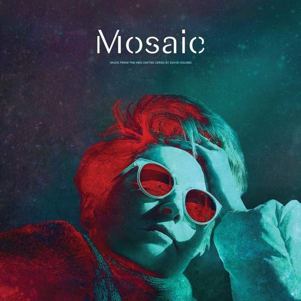 David Holmes - Mosaic (Music From The HBO Limited Series) - Touch Sensitive Records - TSR12LP, HBO - TSR12LP