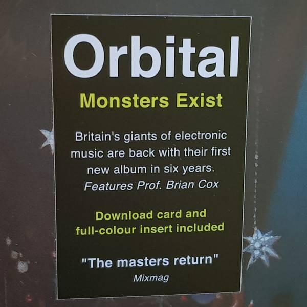 Orbital - Monsters Exist - ACP Recordings - ACPV1806