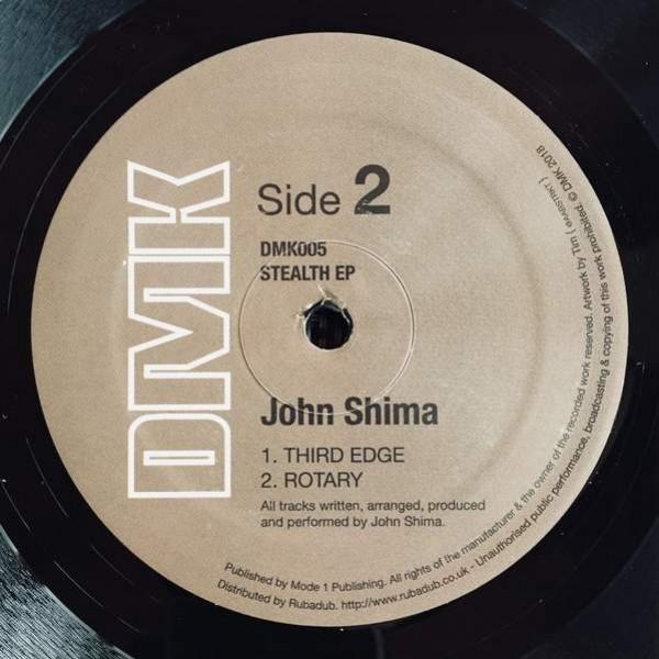 John Shima - Stealth EP - DMK - DMK005