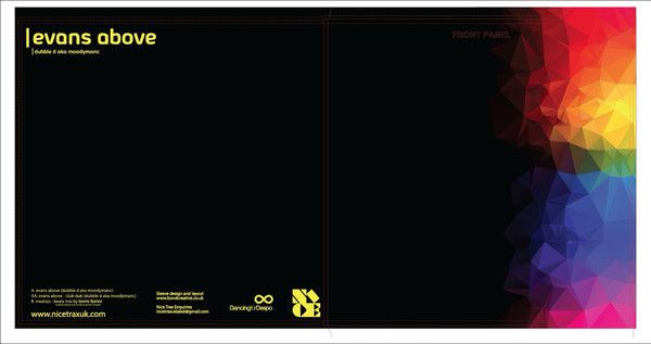 Moodymanc , Tony Lionni , Dubble D , J.Cub - Evans Above - Nicetraxuk - Nice 006, Nicetraxuk - Nice 006