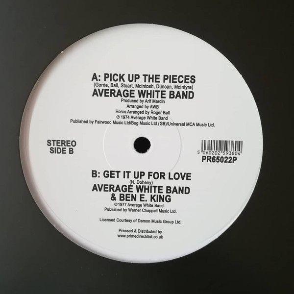 Average White Band - Pick Up The Pieces - AWB - PR65022P