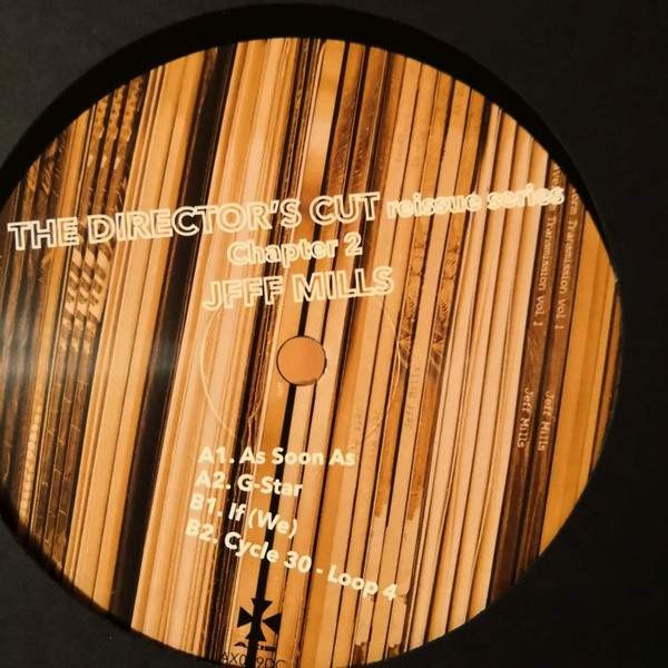 Jeff Mills - The Director's Cut Chapter 2 - Axis - AX079DC