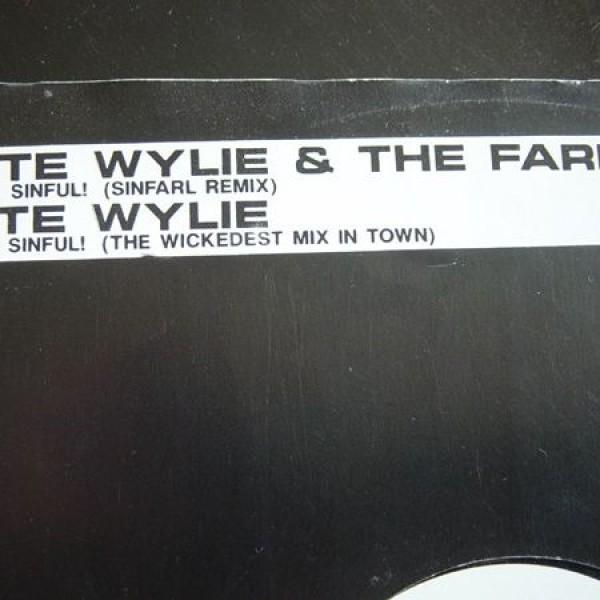 Pete Wylie & The Farm - Sinful! - Siren - SRNTX 138 DJ