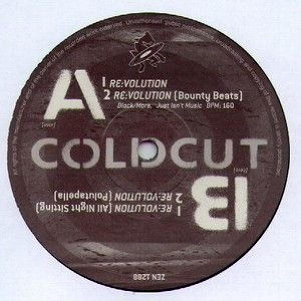 Coldcut - Re:volution - Ninja Tune - ZEN 1288