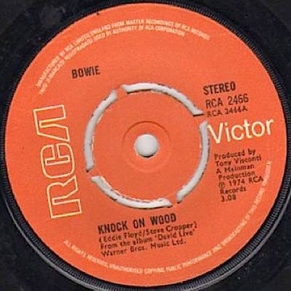 David Bowie - Knock On Wood - RCA Victor - RCA 2466