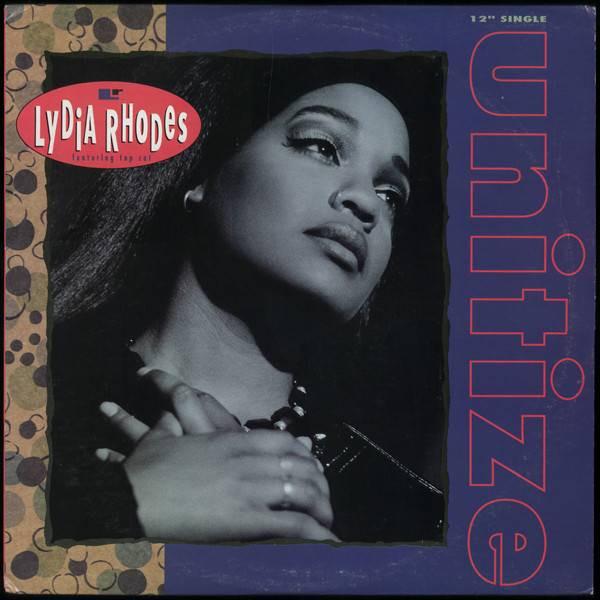 Lydia Rhodes Featuring Top Cat - Unitize - MCA Records - MCA 12-54139