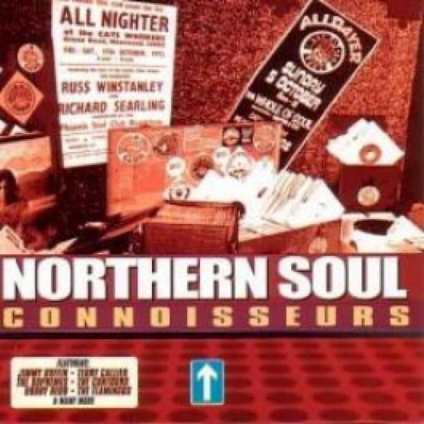 Various - Northern Soul Connoisseurs - Spectrum Music - 556 827-2