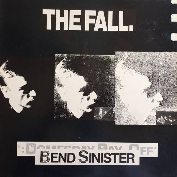 The Fall - Bend Sinister - Beggars Banquet - BEGA 75