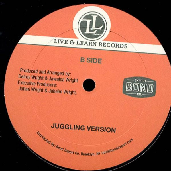 Barrington Levy - Juggling Soldier - Live & Learn Records - none