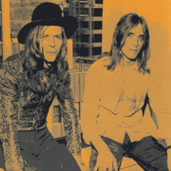 David Bowie - Hunky Dory - EMI - 724 3 521899 0 8, EMI - 7243 521899 0 8, EMI - 521 8990