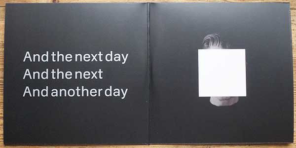 David Bowie - The Next Day - ISO Records - 88765461861, Columbia - 88765461861, Sony Music - 88765461861