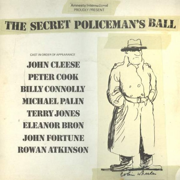 Various - The Secret Policeman's Ball - Island Records - ILPS 9601