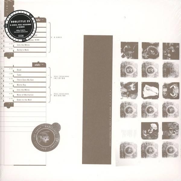 Pixies - Doolittle 25 - 4AD - CAD3425