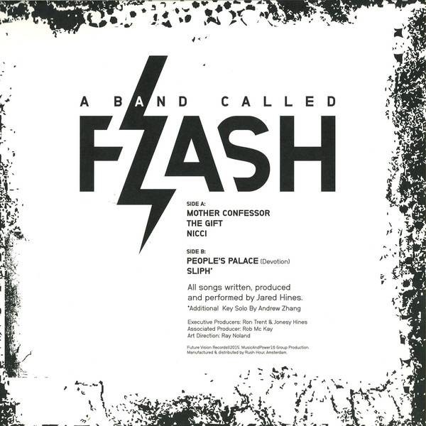 A Band Called Flash - Mother Confessor - Future Vision World - FVW002