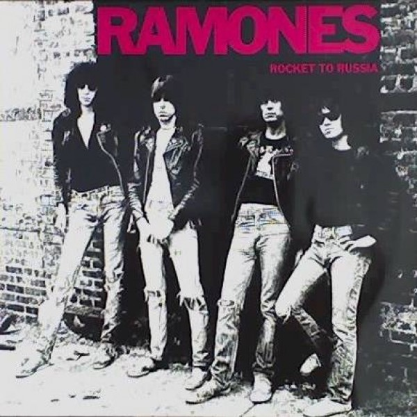 Ramones - Rocket To Russia - Sire - 9103 255