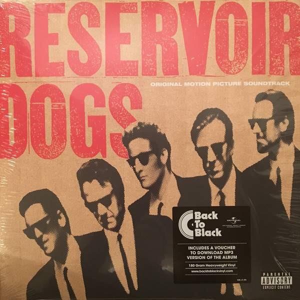 Various - Reservoir Dogs (Original Motion Picture Soundtrack) - Geffen Records - 602547670410, Universal Music Group International - 602547670410