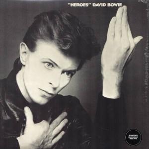 David Bowie - Heroes - Parlophone - DB 77822, Parlophone - 0190295842840
