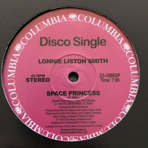 Lonnie Liston Smith - Space Princess / Quiet Moments - Columbia - 2310882P
