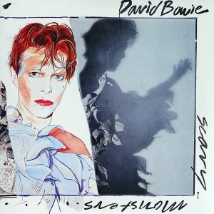 David Bowie - Scary Monsters - Parlophone - DB 77828, Parlophone - 0190295842611